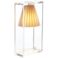 LAMPE A POSER LIGHT AIR DE KARTELL, JAUNE