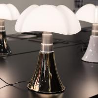 MINI PIPISTRELLO - LAMPE A POSER LED / DORÉ de MARTINELLI LUCE