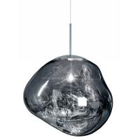 SUSPENSION MELT Ø 50 CM / CHROME de TOM DIXON