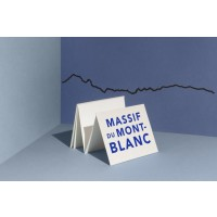 SKYLINE MONT BLANC 50CM, Noir de THELINE