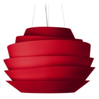 SUSPENSION LE SOLEIL, Rouge de FOSCARINI