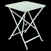 TABLE PLIANTE BISTRO 57 X 57CM, Menthe glaciale de FERMOB