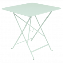 TABLE PLIANTE BISTRO 71 X 71CM, Menthe glaciale de FERMOB