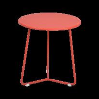 TABLE D'APPOINT COCOTTE, 24 couleurs de FERMOB