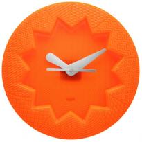HORLOGE CRYSTAL PALACE DE KARTELL, ORANGE