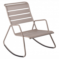 ROCKING CHAIR MONCEAU 23 couleurs, de FERMOB