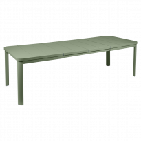 Table 2 allonges OLERON 155/255X100 de Fermob, 9 coloris