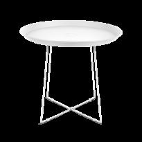 TABLE D'APPOINT PLAT-O, 4 coloris de FATBOY