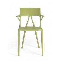 Chaise A.I de Kartell, Vert
