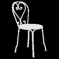 CHAISE 1900, Blanc de FERMOB