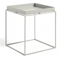 TABLE BASSE TRAY, 40 x 40 cm, Gris de HAY
