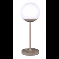Lampe MOOON! de Fermob, H.41 cm, Muscade
