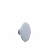 PATÈRE THE DOTS CERAMIC, Ø 13 cm, Bleu clair de MUUTO