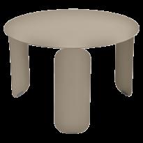 TABLE BASSE BEBOP, D.60, Muscade de FERMOB