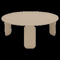 TABLE BASSE BEBOP, D.80, Muscade de FERMOB