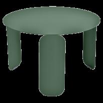 TABLE BASSE BEBOP, D.60, Cèdre de FERMOB