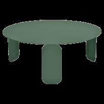 TABLE BASSE BEBOP, D.80, Cèdre de FERMOB