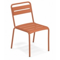 CHAISE STAR, Rouge d