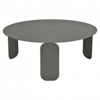 TABLE BASSE BEBOP, D.80, Romarin de FERMOB