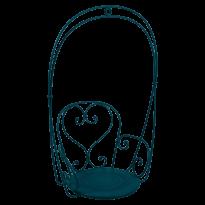 FAUTEUIL SUSPENDU 1900, Bleu acapulco de FERMOB