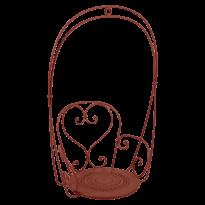 FAUTEUIL SUSPENDU 1900, Ocre rouge de FERMOB