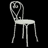 CHAISE 1900, Gris argile de FERMOB