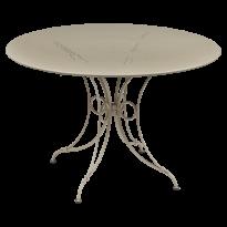 TABLE 1900, D.117 CM, Muscade de FERMOB
