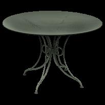 TABLE 1900, D.117 CM, Romarin de FERMOB
