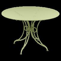 TABLE 1900, D.117 CM, Tilleul de FERMOB
