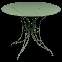 TABLE 1900, D.96 CM, Cactus de FERMOB
