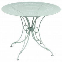 TABLE 1900, D.96 CM, Menthe glaciale de FERMOB