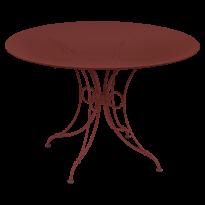TABLE 1900, D.117 CM, Piment de FERMOB