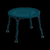 TABLE BASSE 1900, Bleu acapulco de FERMOB