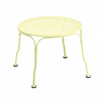 TABLE BASSE 1900, Citron givré de FERMOB