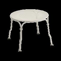 TABLE BASSE 1900, Gris argile de FERMOB