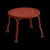 TABLE BASSE 1900, Ocre rouge de FERMOB