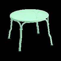 TABLE BASSE 1900, Vert opaline de FERMOB