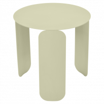 TABLE BASSE BEBOP, D.45, Tilleul de FERMOB