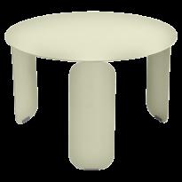 TABLE BASSE BEBOP, D.60, Tilleul de FERMOB