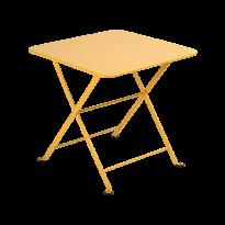 TABLE BASSE ENFANT TOM POUCE, 50 x 50, Miel de FERMOB