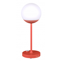 Lampe MOOON! de Fermob, H.41 cm, Capucine