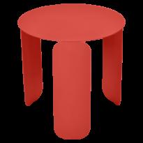 TABLE BASSE BEBOP, D.45, Capucine de FERMOB