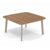 TABLE BASSE SHINE, 4 couleurs de EMU