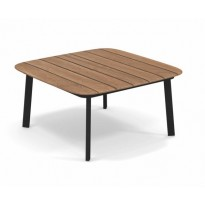 TABLE BASSE SHINE, Noir de EMU