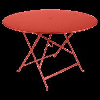 TABLE PLIANTE BISTRO 117CM CAPUCINE de FERMOB
