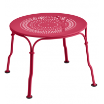 TABLE BASSE 1900, Rose praline de FERMOB