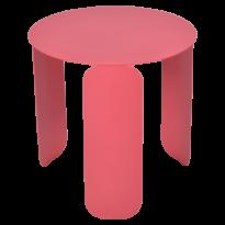 TABLE BASSE BEBOP, D.45, Rose praline de FERMOB