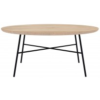 TABLE BASSE RONDE DISC, Chêne d