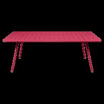 TABLE LUXEMBOURG 207x100 cm, Rose praline de FERMOB