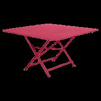 TABLE PLIANTE CARGO 130 X 130 CM, 21 couleurs de FERMOB
